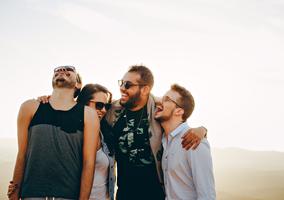 Weekendje weg met vrienden: 5 leuke ideeën