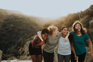 Weekendje weg met vriendinnen: 4 leuke ideeën